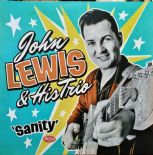 "LP  - ✦✦ JOHN LEWIS & HIS TRIO ✦✦ "" Sanity """